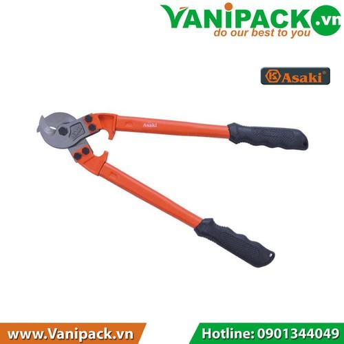 Kìm cắt cáp điện 450mm Asaki AK-8211
