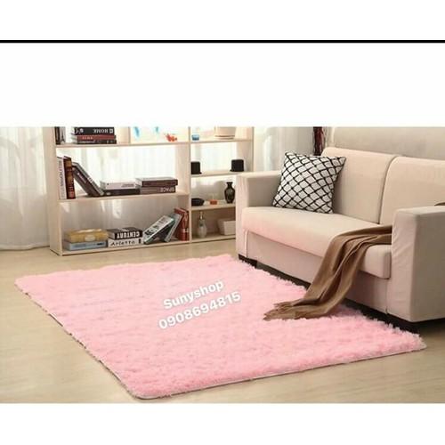 thảm lông trải sàn cao cấp kt 1m2 *1m6
