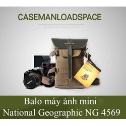 Balo máy ảnh National Geographic NG 4569