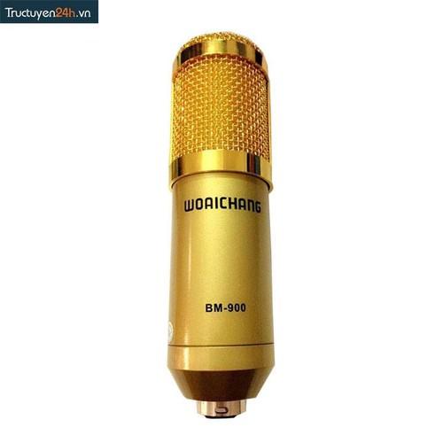 Micro thu âm BM900 WOAICHANG