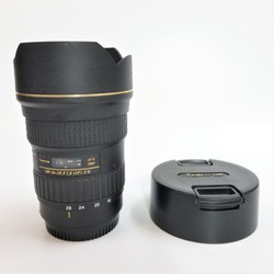 Tokina 16-28 f2.8 pro fx for canon
