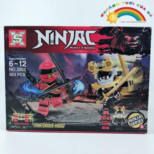 Lắp ghép Ninja SX2002 KA823