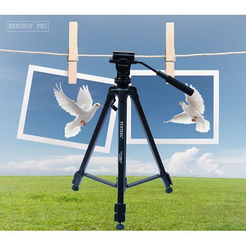Chân đế tripod cho máy ảnh, máy quay phim Yunteng VCT-860AV - 4193817 , 10353178 , 15_10353178 , 1150000 , Chan-de-tripod-cho-may-anh-may-quay-phim-Yunteng-VCT-860AV-15_10353178 , sendo.vn , Chân đế tripod cho máy ảnh, máy quay phim Yunteng VCT-860AV