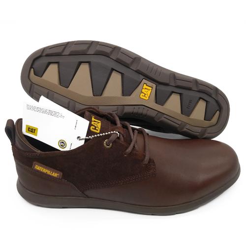 Giày Nam | Giày Da Nam CAT xuất dư nguyên hộp