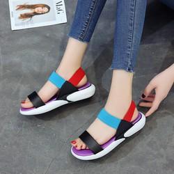 Giày Sandal Nữ năng động mẫu mới phong cách Hàn Quốc - DN05