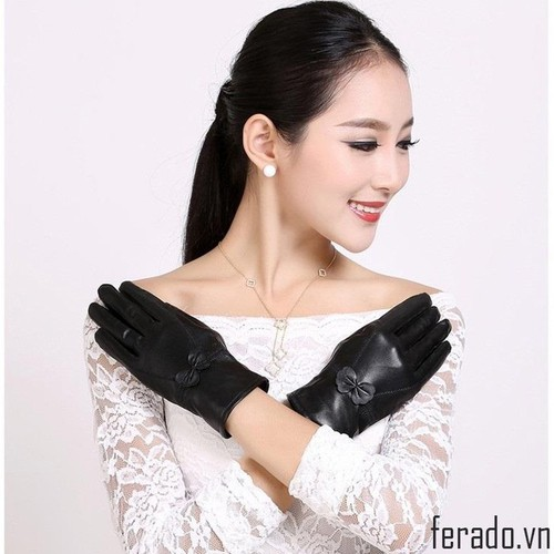 Găng tay da cừu nữ cao cấp - 4196417 , 10356713 , 15_10356713 , 245000 , Gang-tay-da-cuu-nu-cao-cap-15_10356713 , sendo.vn , Găng tay da cừu nữ cao cấp