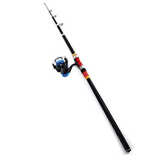 Máy câu- máy câu cá jm200 kèm 50m dây câu