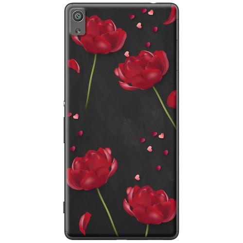 Ốp lưng nhựa dẻo Sony X Hoa hồng đỏ nền đen - 4193805 , 10353122 , 15_10353122 , 120000 , Op-lung-nhua-deo-Sony-X-Hoa-hong-do-nen-den-15_10353122 , sendo.vn , Ốp lưng nhựa dẻo Sony X Hoa hồng đỏ nền đen