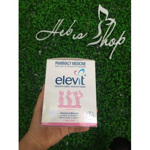 Viên uống vitamin ELEVIT dành cho bà bầu - 4189155 , 10346430 , 15_10346430 , 1330000 , Vien-uong-vitamin-ELEVIT-danh-cho-ba-bau-15_10346430 , sendo.vn , Viên uống vitamin ELEVIT dành cho bà bầu
