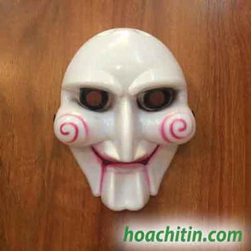Mặt nạ má xoáy Chainsaw hóa trang halloween ma quỷ kinh dị - 4196494 , 10356988 , 15_10356988 , 65000 , Mat-na-ma-xoay-Chainsaw-hoa-trang-halloween-ma-quy-kinh-di-15_10356988 , sendo.vn , Mặt nạ má xoáy Chainsaw hóa trang halloween ma quỷ kinh dị