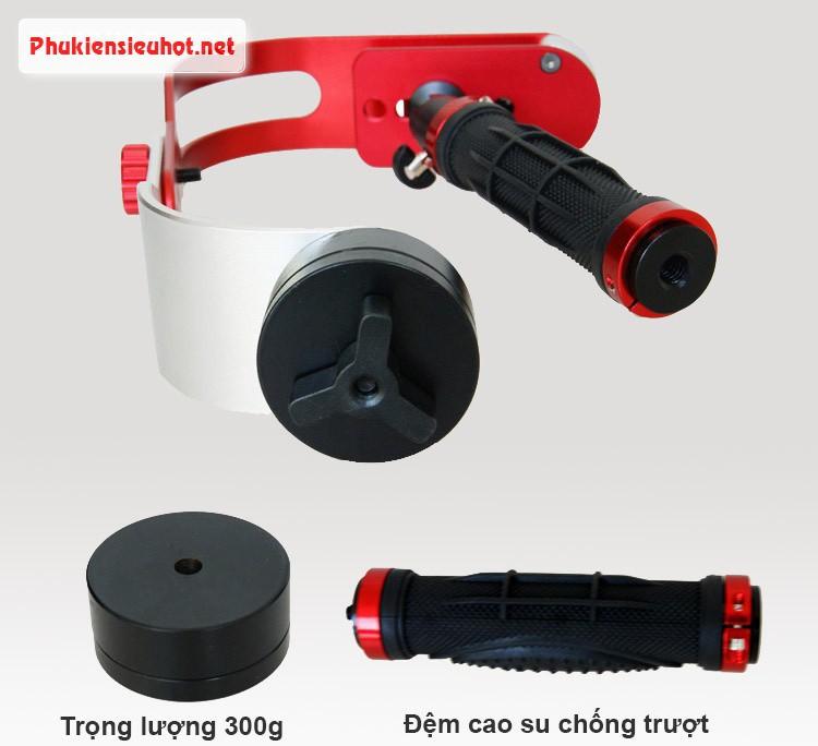 Tay quay phim chống rung cho máy ảnh và điện thoại SLR GOPRO 13
