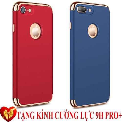 Ốp lưng 3 mảnh Iphone 7,7Plus,8,8Plus cao cấp