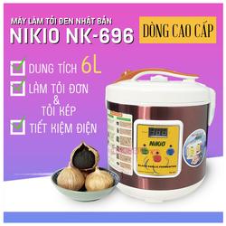 Nồi làm tỏi đen Nhật Bản Nikio NK-696 6 lít