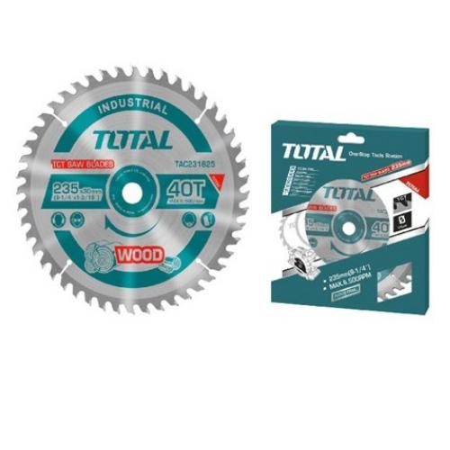 LƯỠI CƯA TCT TOTAL SIZE: 100MM – TAC231010T