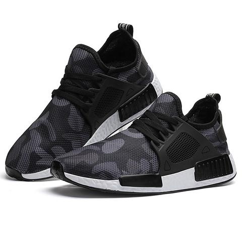 Giày sneaker, giày thể thao nam đế mềm nhẹ - Mã số: SH1821