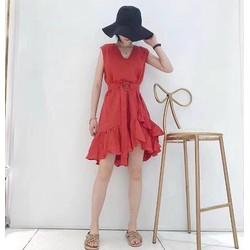 Váy xoè chân cá  - Hàng Quảng Châu chất đẹp