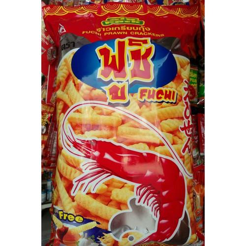 Snack tôm khổng lồ Thái Lan