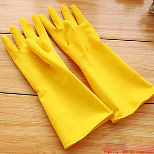 Găng tay cao su Hợp Thành - Size L