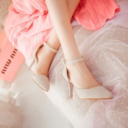 Giày cao gót HÀN QUỐC MANG ÊM CHÂN mã 75765
