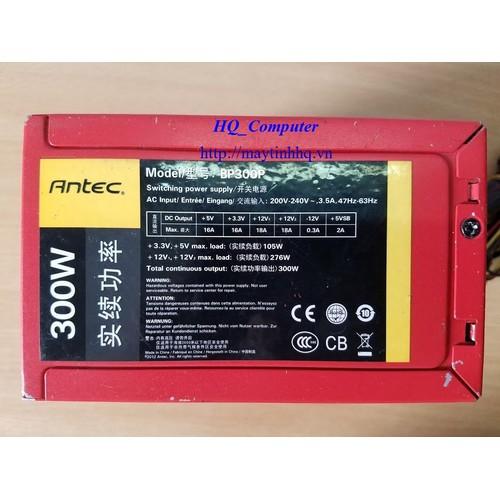 Nguồn máy tính Antec BP300P công suất 300W