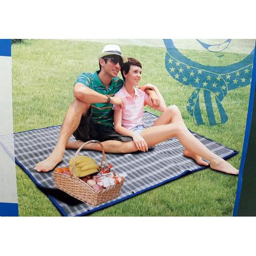 Mền du lịch dã ngoại picnic ngoài trời đa năng 6in1