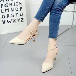 Giày cao gót 7 phân gót nhọn
