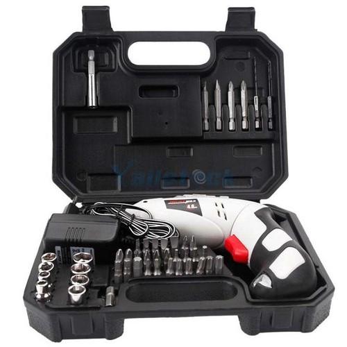 Bộ máy khoan vặn vít cầm tay đa năng Joust Max 45 chi tiết