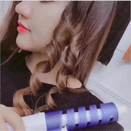 Lược uấn tóc xoăn