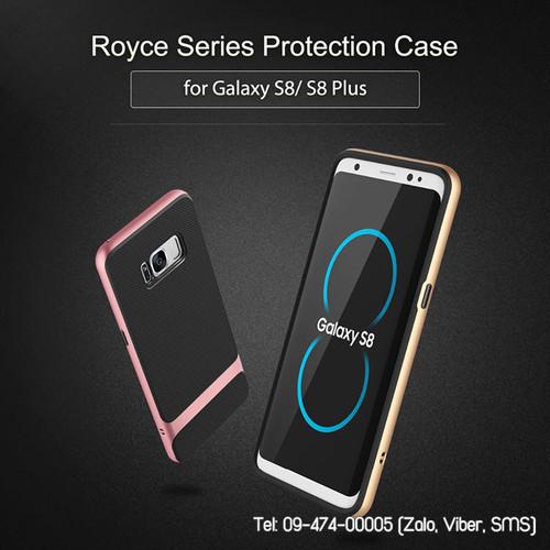 Ốp lưng Galaxy S8 Plus Rock Royce chống sốc cực tốt
