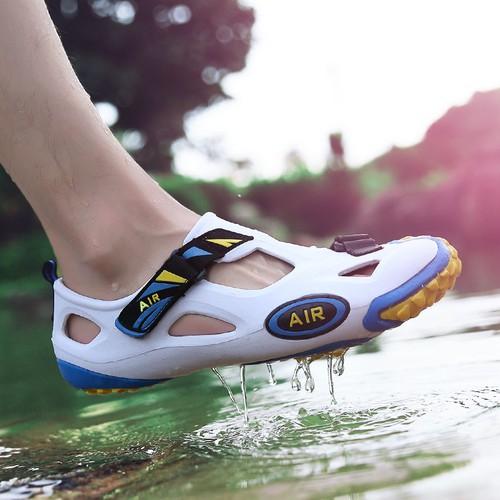 Siêu phẩm Giày lội nước Trekking AIR cực chất, giày nhựa đi mưa nam nữ - 4204510 , 10367721 , 15_10367721 , 480000 , Sieu-pham-Giay-loi-nuoc-Trekking-AIR-cuc-chat-giay-nhua-di-mua-nam-nu-15_10367721 , sendo.vn , Siêu phẩm Giày lội nước Trekking AIR cực chất, giày nhựa đi mưa nam nữ