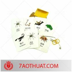 Đồ chơi ảo thuật : Bài tiên tri côn trùng