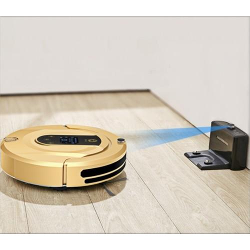 Robot Hút Bụi Lau Nhà Thông Minh điều khiển remote tự động nạp sạc pin - 4209363 , 10372852 , 15_10372852 , 4480000 , Robot-Hut-Bui-Lau-Nha-Thong-Minh-dieu-khien-remote-tu-dong-nap-sac-pin-15_10372852 , sendo.vn , Robot Hút Bụi Lau Nhà Thông Minh điều khiển remote tự động nạp sạc pin