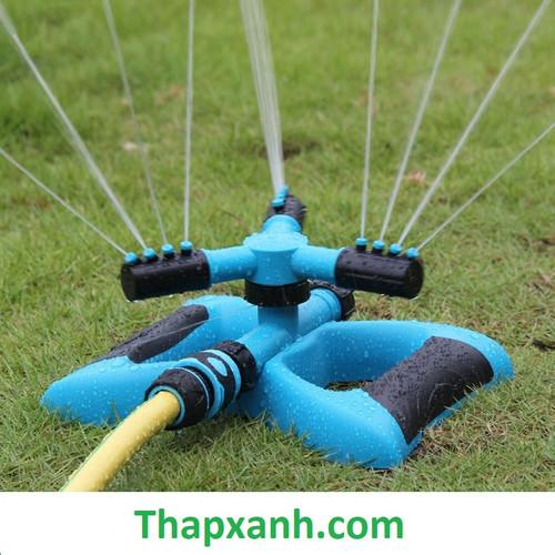 Vòi phun nước tưới cây tự động 3 trục xoay 360°, Hình cánh bướm - 4207792 , 10370837 , 15_10370837 , 90000 , Voi-phun-nuoc-tuoi-cay-tu-dong-3-truc-xoay-360-Hinh-canh-buom-15_10370837 , sendo.vn , Vòi phun nước tưới cây tự động 3 trục xoay 360°, Hình cánh bướm
