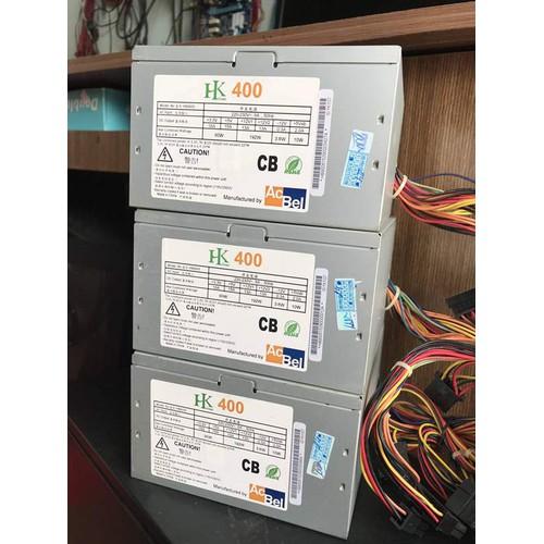 Nguồn máy tính AcBel HK400-400W công suất thật