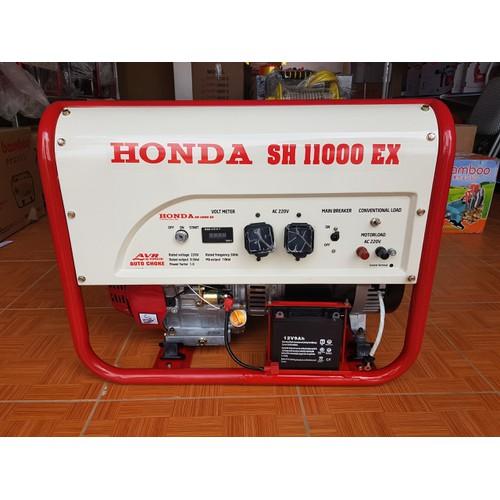 Máy phát điện Honda 10kw chạy xăng đề  SH 11000 - 4214909 , 10381153 , 15_10381153 , 27500000 , May-phat-dien-Honda-10kw-chay-xang-de-SH-11000-15_10381153 , sendo.vn , Máy phát điện Honda 10kw chạy xăng đề  SH 11000