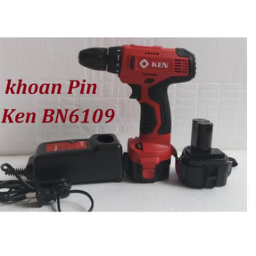 Máy khoan và vặn vít chạy pin Ken - 4223380 , 10392139 , 15_10392139 , 893000 , May-khoan-va-van-vit-chay-pin-Ken-15_10392139 , sendo.vn , Máy khoan và vặn vít chạy pin Ken
