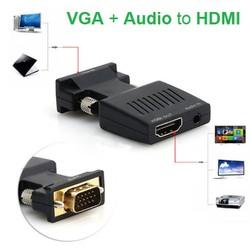 Đầu chuyển VGA to HDMI full HDMI 1080