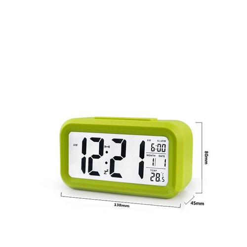 đồng hồ báo thức điện tử màn hình led - 4215433 , 10381582 , 15_10381582 , 100000 , dong-ho-bao-thuc-dien-tu-man-hinh-led-15_10381582 , sendo.vn , đồng hồ báo thức điện tử màn hình led