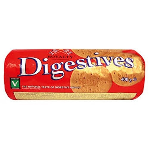 BÁNH QUY ROYALTY DIGESTIVE BISCUIT 250g