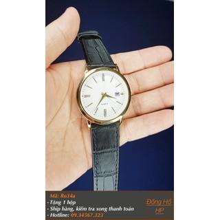 Đồng hồ đôi dây da cao cấp - giá 1 đôi - 3166 3