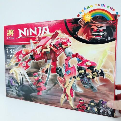 Lắp Ghép thông minh Ninja 31124 KB774