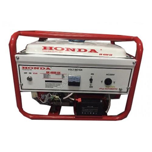 Máy phát điện honda 3kw chạy xăng đề  SH4500E AVR - 4214734 , 10380630 , 15_10380630 , 8199000 , May-phat-dien-honda-3kw-chay-xang-de-SH4500E-AVR-15_10380630 , sendo.vn , Máy phát điện honda 3kw chạy xăng đề  SH4500E AVR