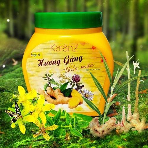Hấp ủ hương gừng thảo mộc Karanz 900ml - 4216643 , 10383661 , 15_10383661 , 165000 , Hap-u-huong-gung-thao-moc-Karanz-900ml-15_10383661 , sendo.vn , Hấp ủ hương gừng thảo mộc Karanz 900ml