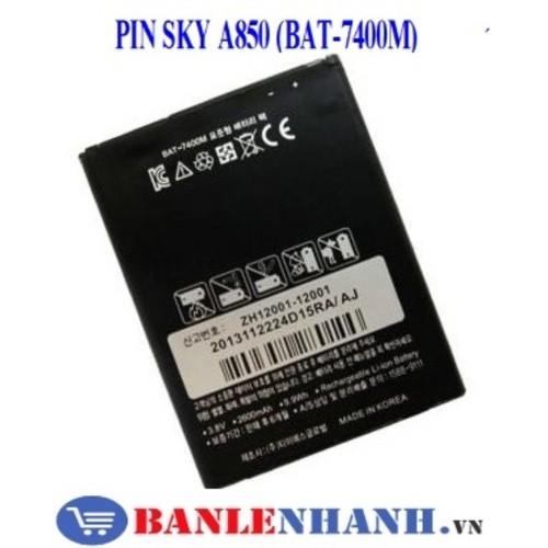 PIN PANTECH SKY A850