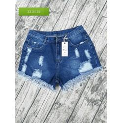 Quần short jean size đại còn size 33 sale