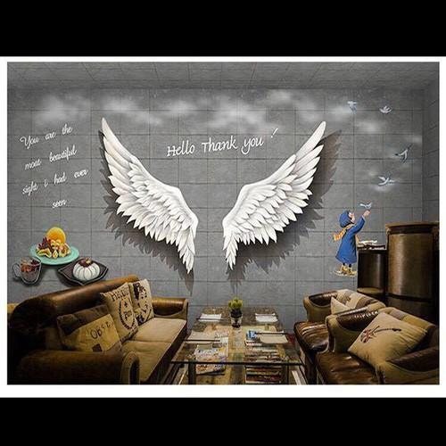 Tranh dán tường đôi cánh thiên thần - 4220782 , 10388500 , 15_10388500 , 400000 , Tranh-dan-tuong-doi-canh-thien-than-15_10388500 , sendo.vn , Tranh dán tường đôi cánh thiên thần
