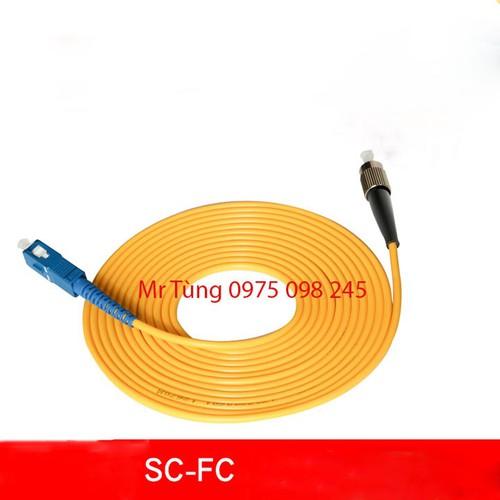 10 dây nhảy quang SC-FC