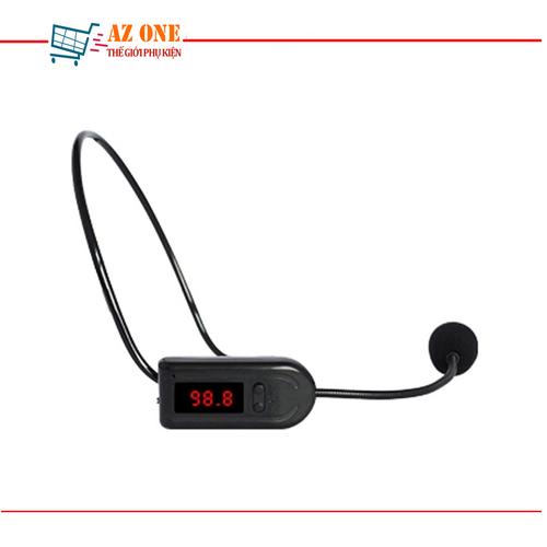 Micro không dây FM XXD-018