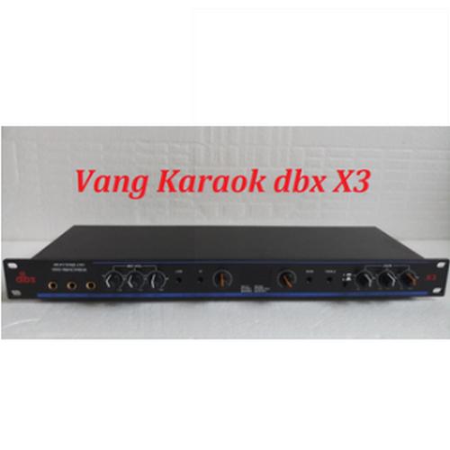 Vang Karaok dbx X3 - 4233539 , 10404124 , 15_10404124 , 1249000 , Vang-Karaok-dbx-X3-15_10404124 , sendo.vn , Vang Karaok dbx X3