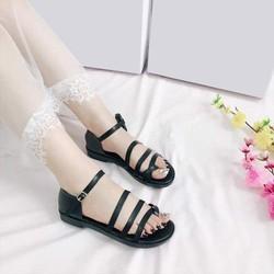 Sandal dây mảnh xỏ ngón nữ